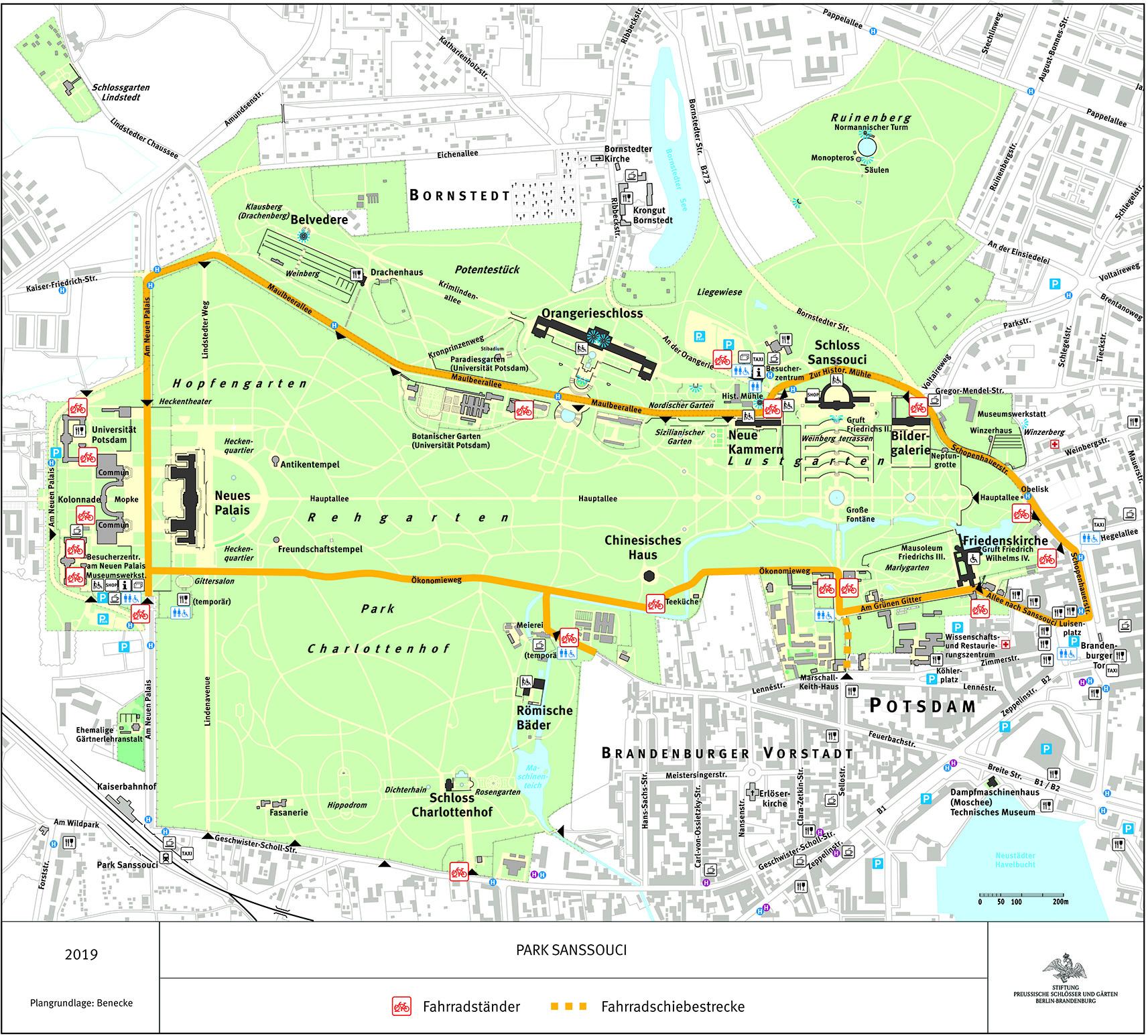 Schlosser Garten Parkordnungen Parkordnung Park Sanssouci Stiftung Preussische Schlosser Und Garten